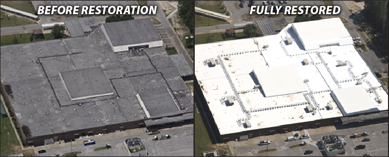 AWS Met-A-Gard Roof Coating System